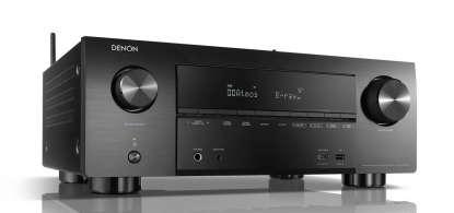 Denon AVR-X3600H 9.2 Kanal 4K AV-Receiver mit 3D-Audio und HEOS Built-in® Technologie