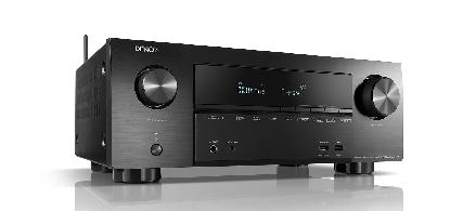 Denon AVR-X2600H DAB 7.2 Kanal AV-Receiver mit 3D-Sound, DAB+ und HEOS Technologie