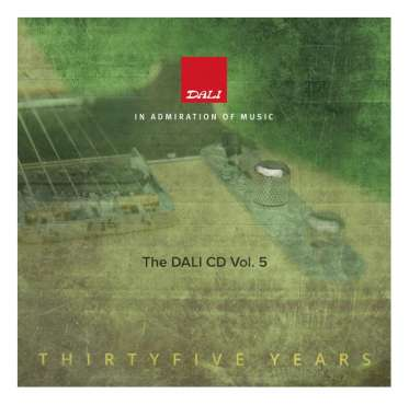 Dali Volume 5 Album