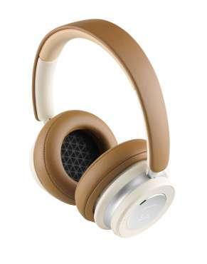 Dali IO-4 Bluetooth-Kopfhörer 5.0 (60 Stunden Laufzeit) Karamell