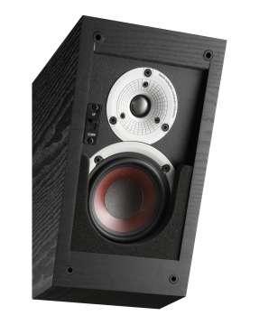 Dali Alteco C-1 multi-purpose Speaker black Ash