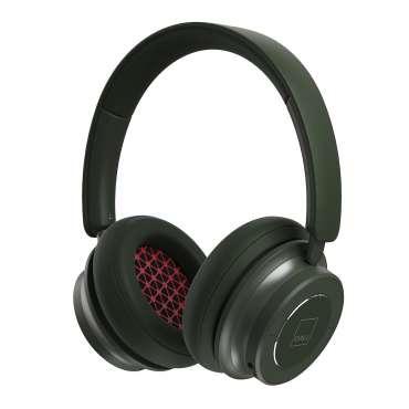 Dali IO-6 Bluetooth-Kopfhörer 5.0 mit Active Noise Cancelling (30 Stunden Laufzeit) grün