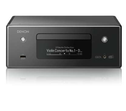 Denon RCD-N11 DAB with Netzworkl- and CD-Player