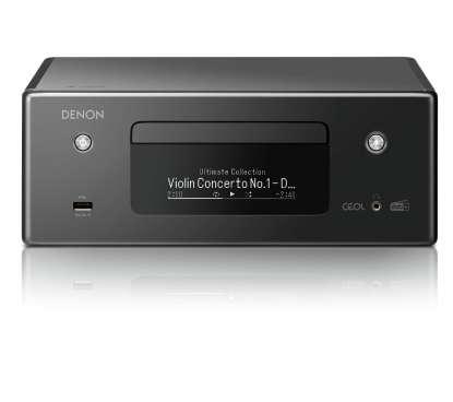 Denon RCD-N11 DAB mit Netzwerk-Receiver und CD-Player