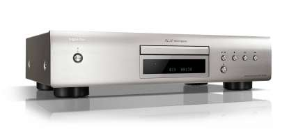 Denon DCD 600 NE CD- Player silber