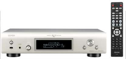 Denon DNP-800NE Network Audio Player with Wi-Fi and Bluetooth, silver (checked return)