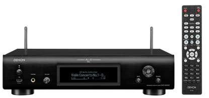 Denon DNP-800 NE Netzwerk-Player mit WLAN und Bluetooth