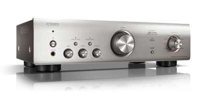 Denon PMA 600 NE Vollverstärker mit DAC und Bluetooth silber