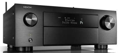 Denon AVC-X4700H 9.2 Kanal 8K-AV Receiver mit Amazon Alexa-Sprachsteuerung