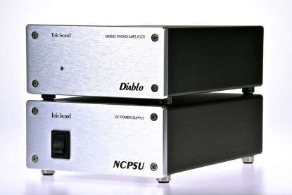 Trichord Research Diablo Phono Pre Amp
