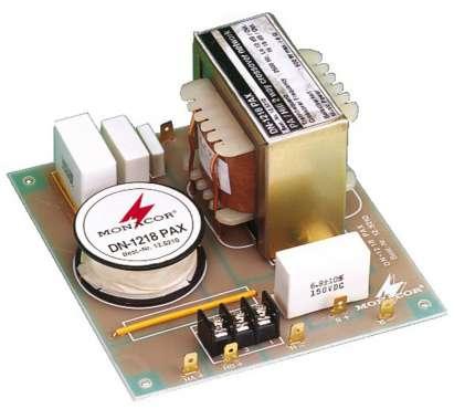 Monacor Frequenzweiche 2-WEG DN-1218PAX