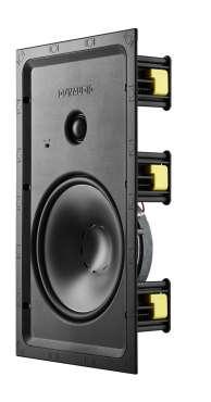 Dynaudio P4-W80 Wall-Mount Speaker 2-Ways, white
