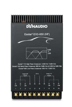 Dynaudio Esotar² EX3-650 Crossover Mono