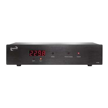 Dynavox X7000 Hifi Netzfilter mit 6 Steckplätze und Display