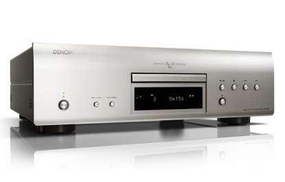 Denon DCD 1600 NE CD-Player premium silber