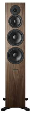 Dynaudio Evoke 50 Floorstand Speaker Walnut