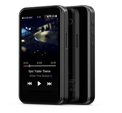 FiiO M6 Mobiler High-End Android Player schwarz