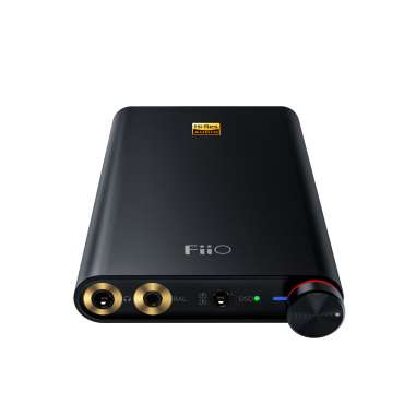 FiiO Q1 MKII Mobile iDevice and USB-DAC with Headphones-Amplifier