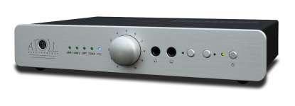 Atoll HD 120 Kopfhörer-Vorstufe MIDI silber