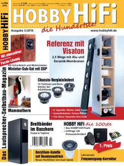 Hobby Hifi 2016 Issue 03-2016