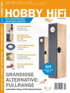 Hobby Hifi 2018 Ausgabe 3-2018