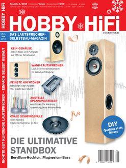 Hobby Hifi 2019 Ausgabe 1-2019