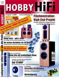 Hobby Hifi 2008