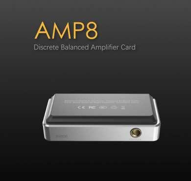 iBasso AMP 8 Kopfhörerverstärker Modul für DX220 oder DX150
