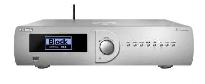 Block IR-100+ WLAN-Internet-Radio mit DAB+ silber
