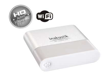 Inakustik Premium II WiFi Audio Streaming Receiver