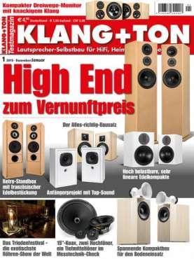 Klang + Ton Magazine 2019