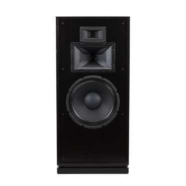 Klipsch Forte III Stand-Lautsprecher, Echtholz Furnier Esche schwarz