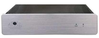 Atoll MA 100 Kompakt-Stereo Endstufe MIDI silber