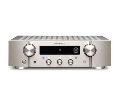 Marantz PM 7000 N Stereo-Vollverstärker mit HEOS Built-in silber-gold
