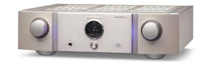 Marantz PM-12SE Vollverstärker mit Phono, Special Edition, silber-gold (Demomodell)