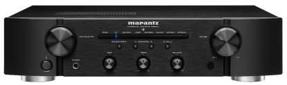 Marantz PM 6007 Vollverstärker mit Phono und DA-Wandler schwarz