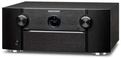 Marantz SR 7015 AV-Receiver 11.2 Kanal Full 8K Ultra HD mit Heos, AirPlay2, Alexa schwarz
