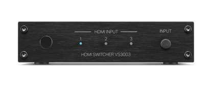 Marantz VS3003 HDMI Switch 3 Input / 1 Output, black