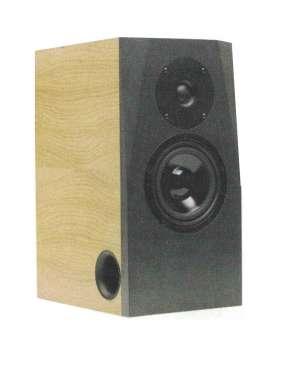 Hobby Hifi Mini-Monitor Basic MK2 - Speaker KIT without Cabinet