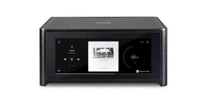 NAD Masters M 10 V2 BluOS™ Streaming-Vollverstärker, schwarz