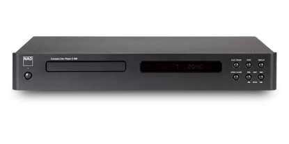 NAD C 538 CD-Player, graphit