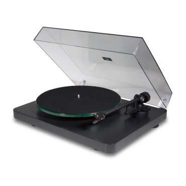 NAD C 558 Plattenspieler mit Ortofon OM 10 Tonabnehmer