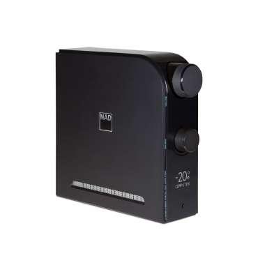 NAD D 3045 Hybrid Digital Vollverstärker, schwarz