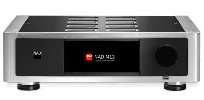 NAD Masters M 12 - Digital Stereo Vorverstärker
