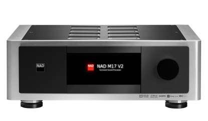 NAD Masters M 17.2i - 7.1 AV-Prozessor-Vorverstärker