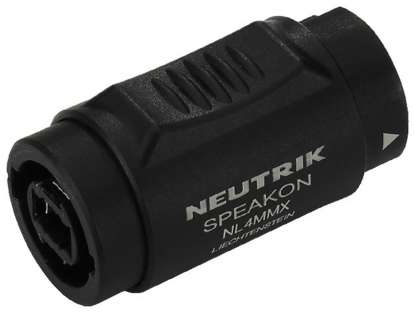 Neutrik NL-4 MMX Speakon Kupplung