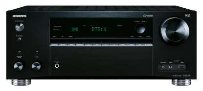 Onkyo TX-RZ720 7.2-Kanal-AV-Netzwerk-Receiver schwarz