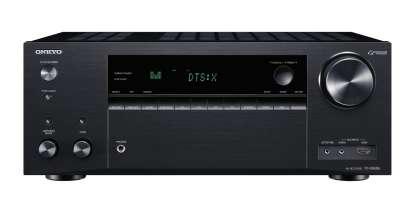 Onkyo TX-NR686E Network 7.2-Channel AV-Receiver black