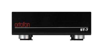 Ortofon ST-7 Stereo Übertrager für Low-Output MC-Tonabnehmer, schwarz