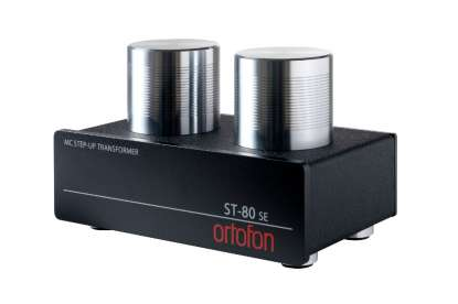Ortofon ST-80 SE Moving Coil transformer for Low-Output MC Cartriges